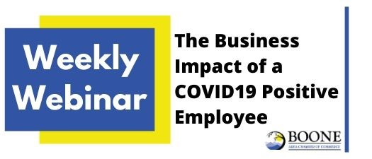 Webinar: The Business Impact of a COVID-19 Positive Employee