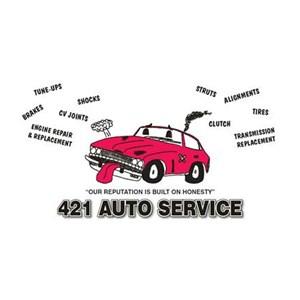 421 Auto Service