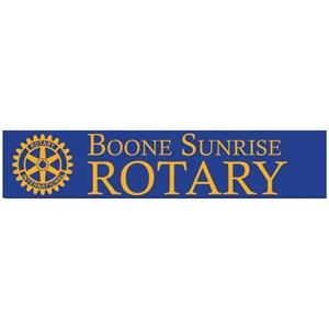 Boone Sunrise Rotary Club