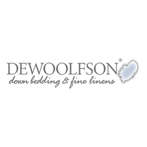 DeWoolfson / Down Bedding and Fine Linens (h1 and h2)