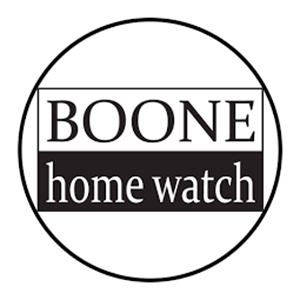 Boone Home Watch