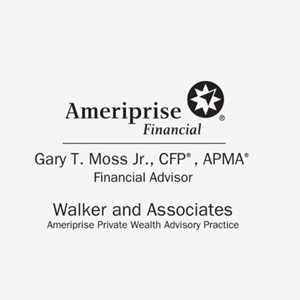 Walker & Associates-Ameriprise Financial Services, LLC - Gary Moss