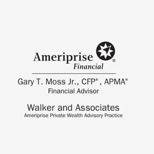 Walker & Associates-Ameriprise Financial Services, LLC - Gary Moss
