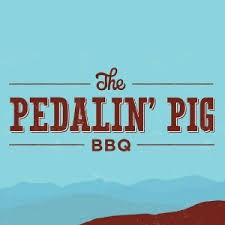 Pedalin' Pig