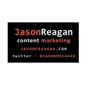 Jason Reagan - Content Marketing
