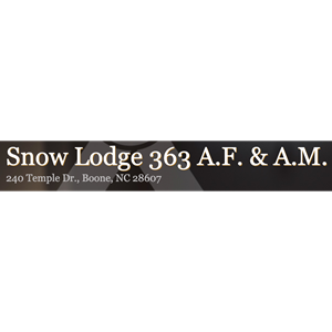Snow Lodge No. 363 AF & AM