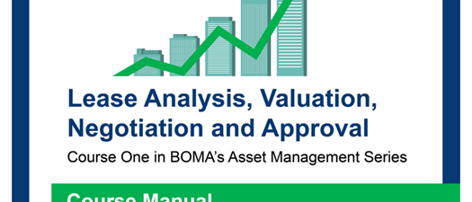 BOMA Intertanational Asset Management Course Series - Course 1