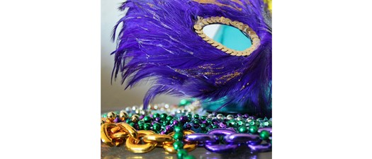 """Mardi Gras Golf Tournament"""