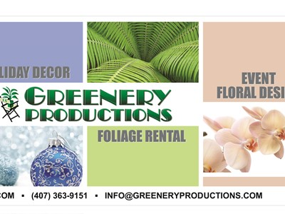 Greenery Production