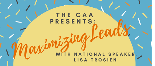 Mini Webinar:  Maximizing Leads with Lisa Trosien