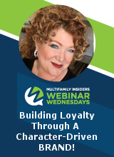 Webinar Wednesday: Building Loyalty Through A Character-Driven BRAND!