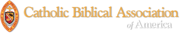 Catholic Biblical Association Logo