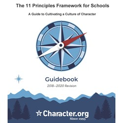 11 Principles Framework for Schools (English)