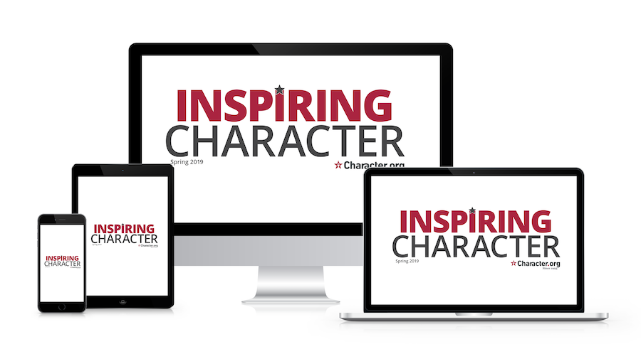 Inspiring Character Image
