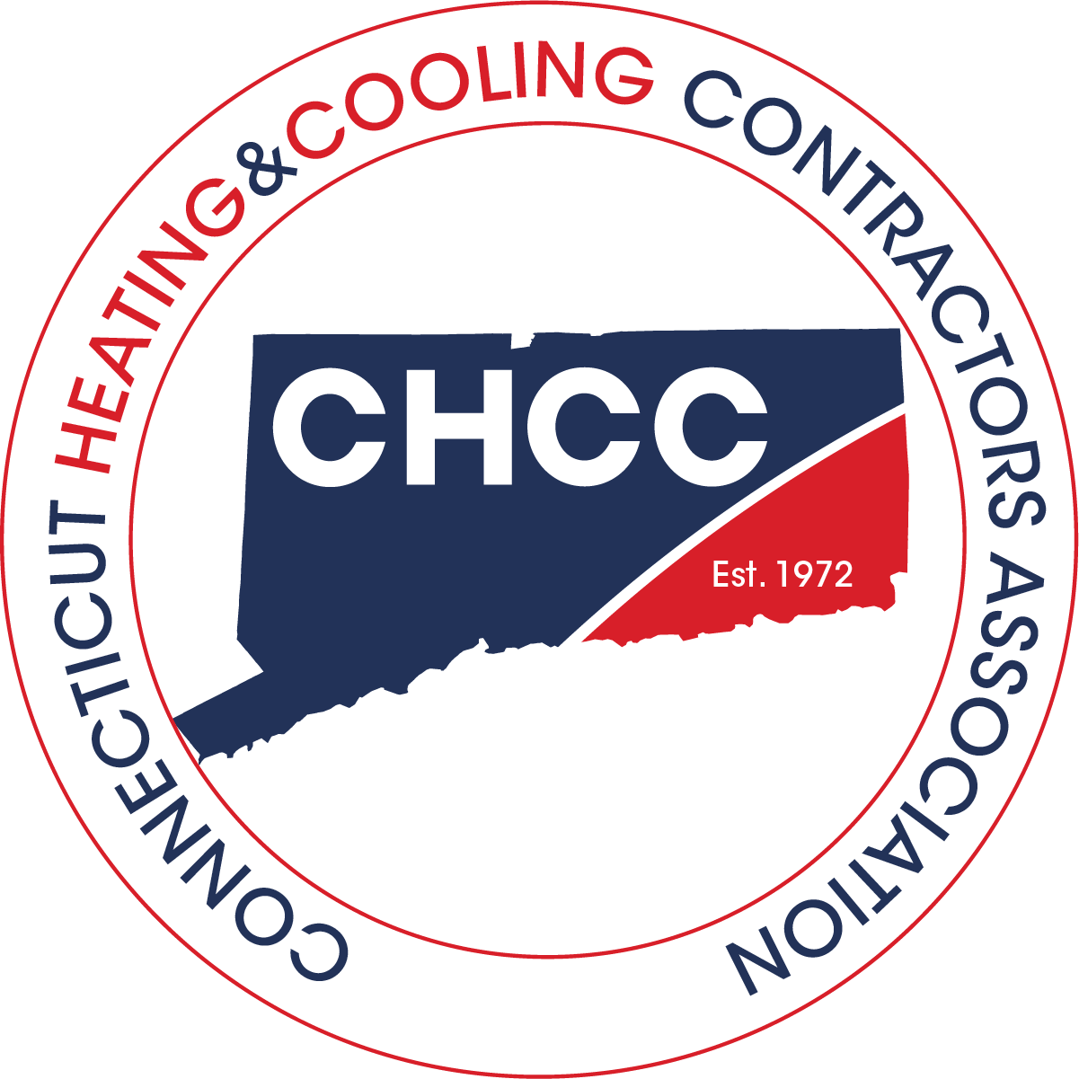 Connecticut Heating and Cooling Contractors Association Logo
