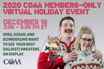 2020 Virtual Holiday Event