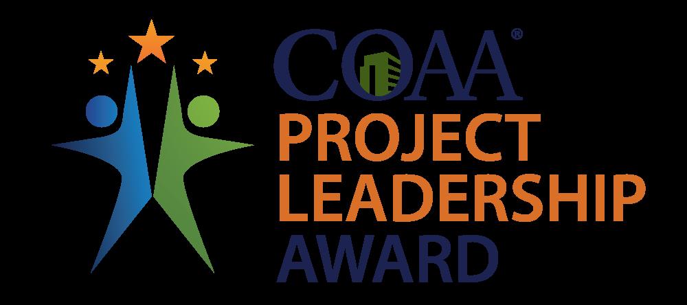 COAA Project Leadership Award