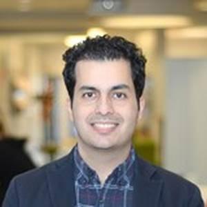 Photo of Mani Golparvar, Ph.D.