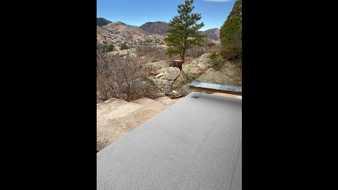 IB Roof Systems PVC Deckshield (Gray)