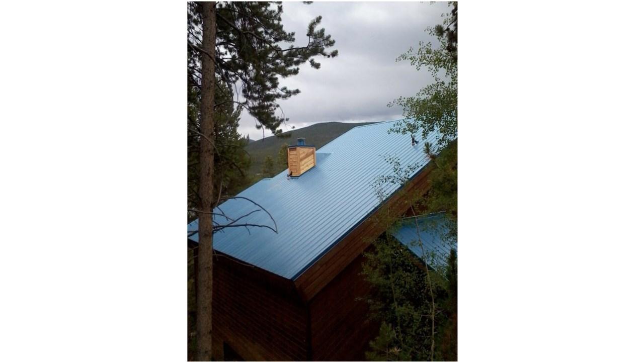 Metal Pro Panel 2 Roof (blue)