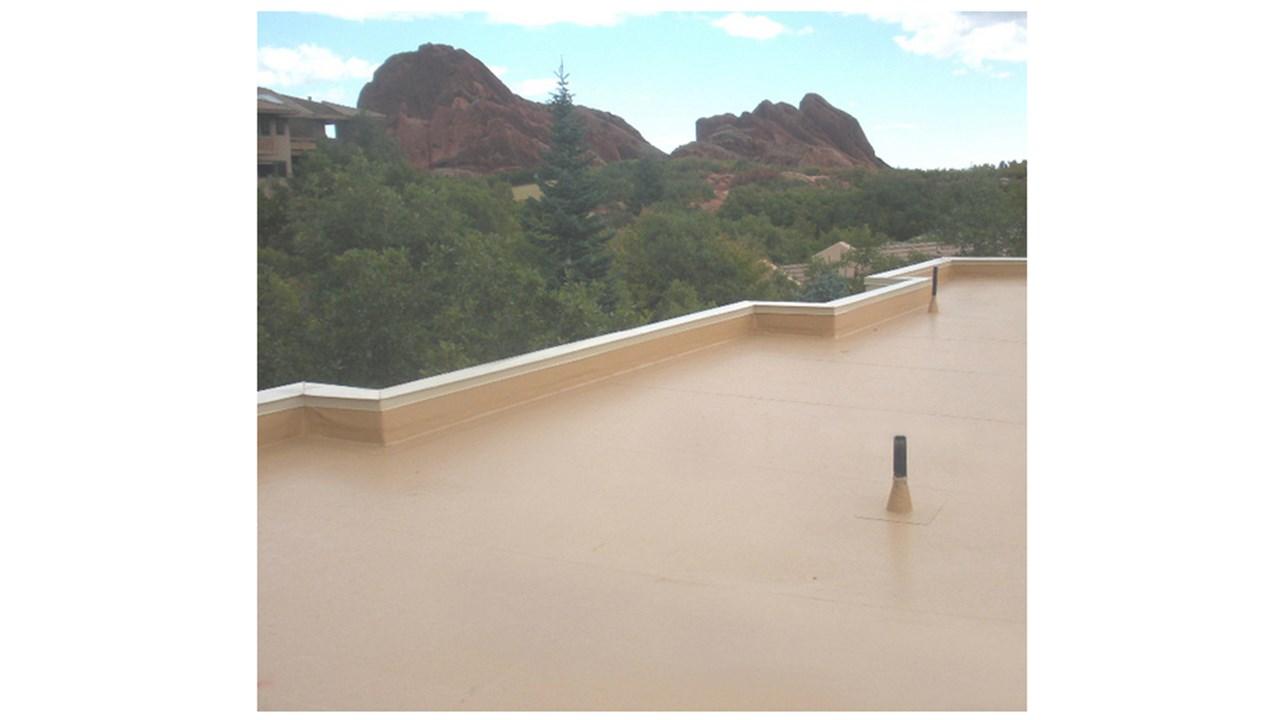 IB Roof Systems 60 mil PVC (tan)