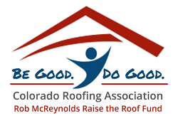 Rob McReynolds Raise the Roof Charity Fund - Be good!