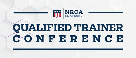 NRCA's Qualified Trainer Conference | Denver, CO