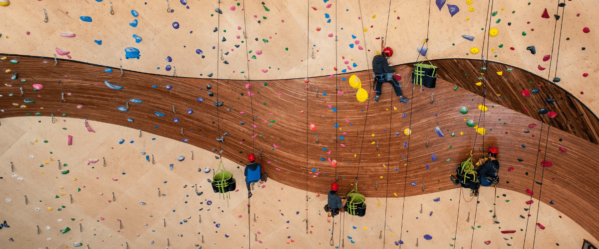 Climbing Gym Birthday Parties