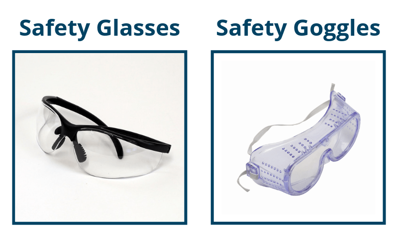 Safety Glasses and Safety Goggles