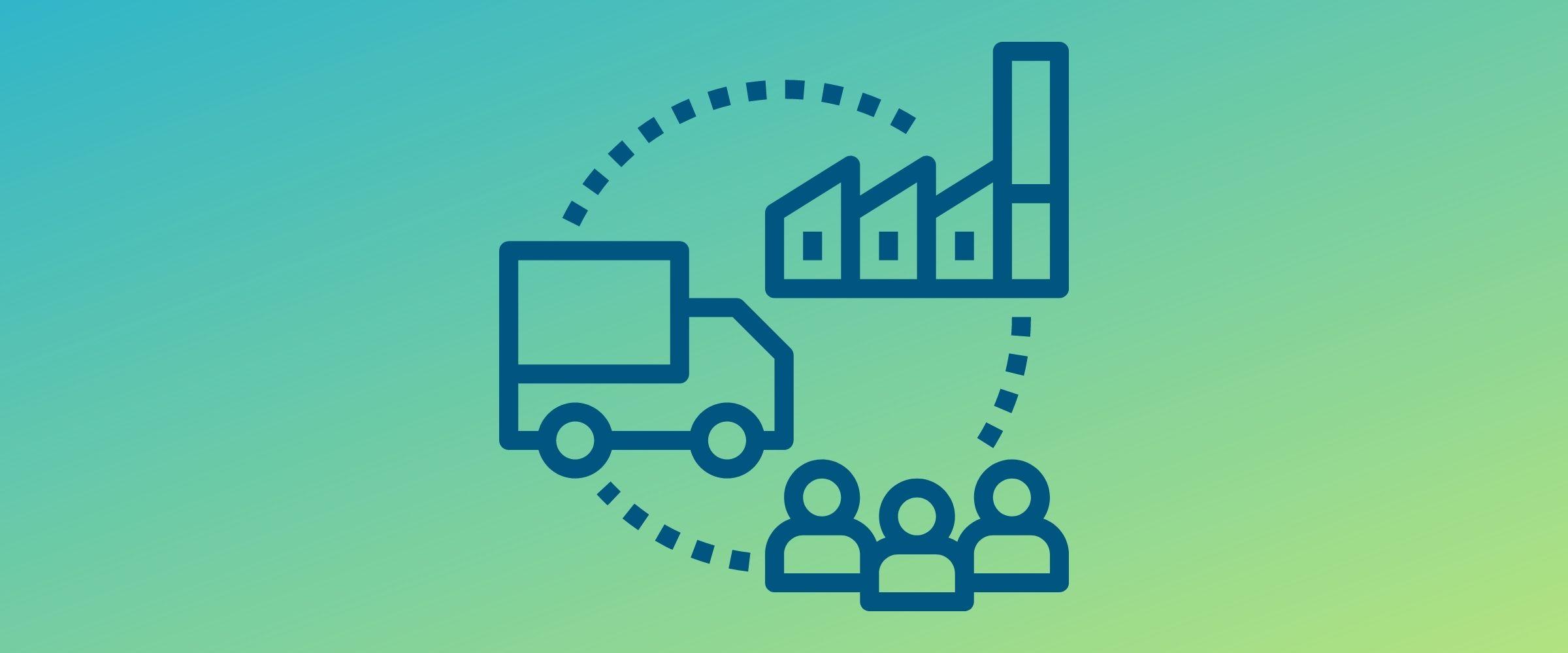 Global supply chain breakdown