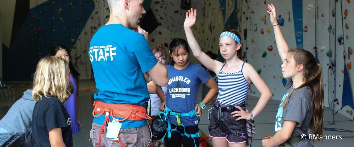 Youth Climbing Program
