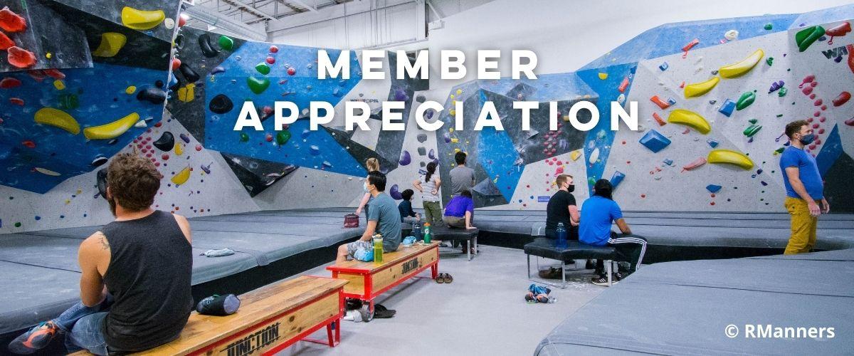 Member Appreciation During COVID