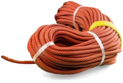 New climbing rope