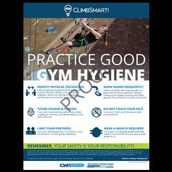 ClimbSmart! Poster COVID-19 full set