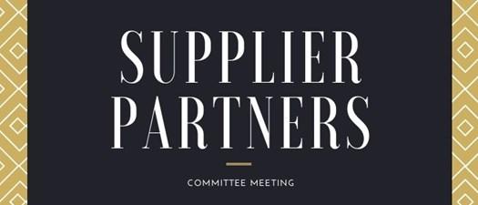 Supplier Partner Meeting