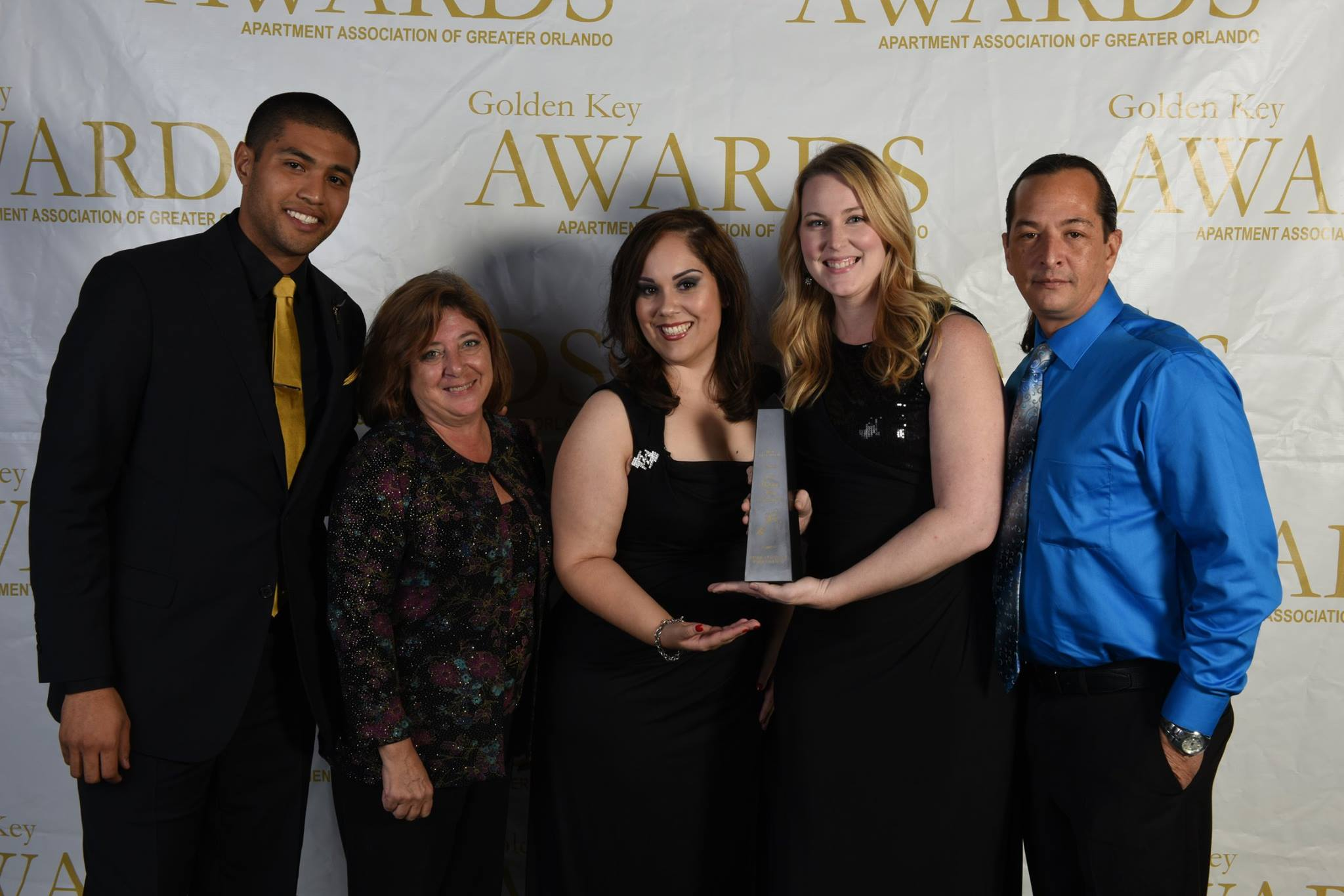 Golden Key Awards - ABC Company Wins Supplier of the Year