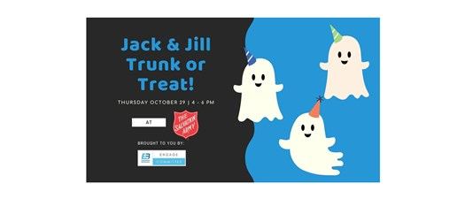 Trunk or Treat with Jack and Jill