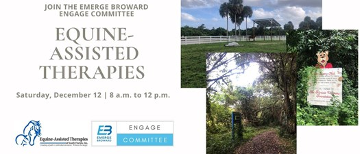 Volunteer with EB and Equine Assisted Therapies of South Florida