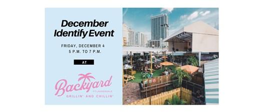 December Meet and Greet Social at Backyard Fort Lauderdale