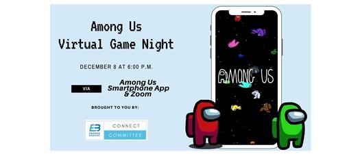 Among Us Virtual Game Night