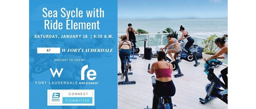 Sea Sycle with Ride Element