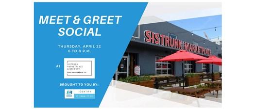Meet and Greet Social at Sistrunk Marketplace & Brewery