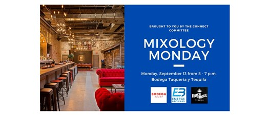 Mixology Monday with Bodega Taqueria y Tequila