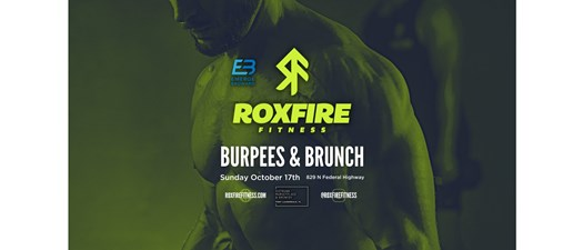 Burpees and Brunch with RoxFire Fitness