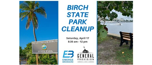 Birch State Park Cleanup