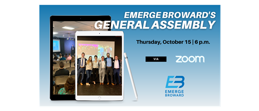 Emerge Broward's General Assembly