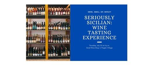 Wine Tasting with Emerge Broward