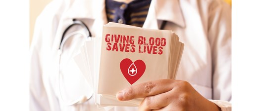 Red Cross Blood Drive - Downtown