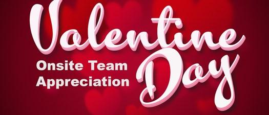 Valentine's Day Appreciation