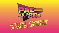 PAC to the '80s Ticket